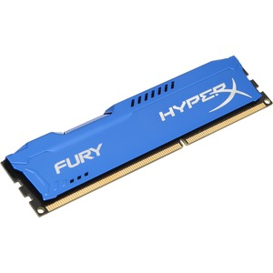 8GB DDR3- 1333MHZ NON-ECC CL 9 DIMM FURY SERIES
