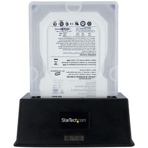 StarTech.com 3,5 Zoll Silikon Festplattenschutzhülle - Stoßfest, Schlagfest, Resistent gegen Beschädigungen - Silikon