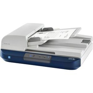 Xerox DocuMate 4830 Flatbed Scanner - 600 dpi Optical - 24-bit Color - 8-bit Grayscale - 50 ppm (Mono) - 30 ppm (Color) -