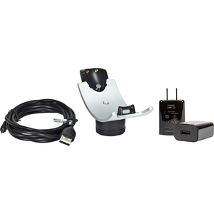 Station d'Accueil/Base Socket Mobile - Filaire pour Scanner de Codes à Barres - Capacité de chargement - USB