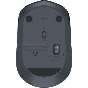 SOURIS OPTIQUE SANS FIL M171 NOIR GRIS-2.4GHZ IN