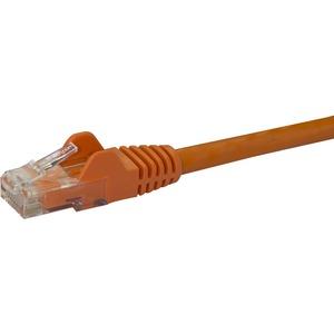StarTech.com Cat6 Snagless RJ45 Netzwerkkabel - 7m - Orange - Erster Anschluss: 1 x RJ-45 Stecker Netzwerk - Zweiter Ansch