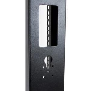 StarTech.com 42U Rackrahmen für Server, LAN-Schalter, Patchfeld - 482,60 mm Rack Width - 300,22 kg Maximale Gewichtskapazi