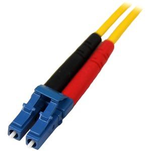StarTech.com 7 m Glasfaser Netzwerkkabel für Netzwerkgerät, Patchfeld, Hub, Router, Schalter - 1 - Erster Anschluss: 2 x L