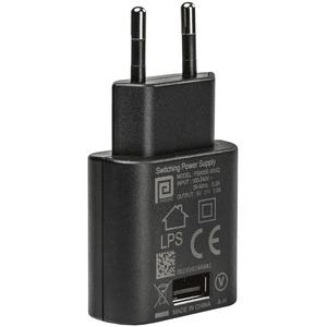 Adaptateur secteur Socket Mobile - Pour Scanner de Codes à Barres - 120 V AC, 230 V AC Entrée - 5 V DC/1 A Sortie