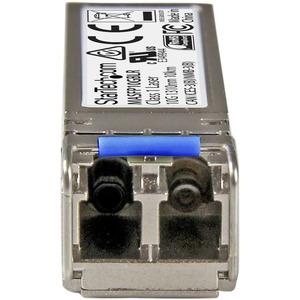 StarTech.com SFP+ - für Datenvernetzung, Optisches Netzwerk - Glasfaserleitung - Singlemode - 10 Gigabit Ethernet - 10GBas