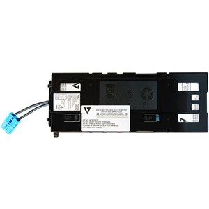 V7 RBC115 UPS Replacement Battery for APC APCRBC115 - 12 V DC - Sealed Lead Acid (SLA) - Maintenance-free/Sealed/Leak Proo