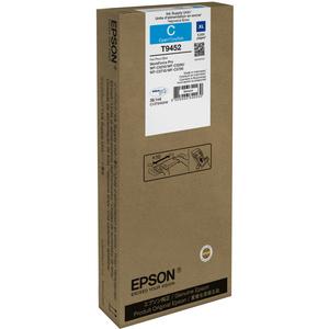 Cartouche jet d'encre D'origine Epson T9452 - Cyan - Jet d'encre - 5000 Pages