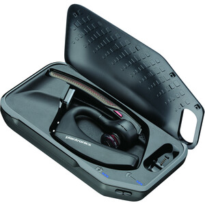 Plantronics Voyager 5200 UC Earset - Wireless - Bluetooth - 98.4 ft6.80 kHz - Earbud, Over-the-ear - Monaural - In-ear - N