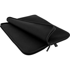"""V7 Elite CSE14-BLK-3E Carrying Case (Sleeve) for 35.6 cm (14"""") Notebook - Black - Neoprene"""
