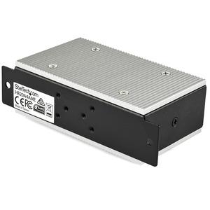 StarTech.com StarTech.com 4-Port Industrieller USB-Hub, USB 2.0, 15kV ESD-Schutz, Oberflächen- oder DIN-Schienen-Rackmonta