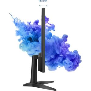 AOC 24B1H 59,9 cm (23,6 Zoll) Full HD WLED LCD-Monitor - 16:9 Format - Schwarz - 1920 x 1080 Pixel Bildschirmauflösung - 1