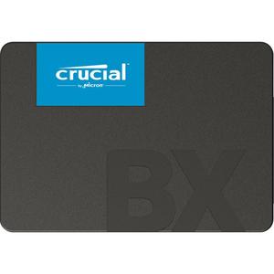 "SSD Crucial BX500 - 2.5"" Interne - 240 Go - SATA (SATA/600) - 540 Mo/s Taux de transfer maximale en lecture"