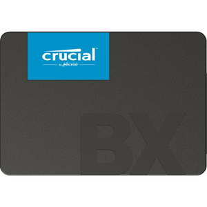 "SSD Crucial BX500 - 2.5"" Interne - 480 Go - SATA (SATA/600) - 540 Mo/s Taux de transfer maximale en lecture"