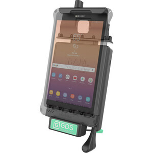 RAM Mounts GDS Locking Vehicle Dock for the Samsung Tab A 8.0 (2017) - Docking - Tablet - Charging Capability - Synchroniz