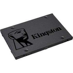 """Kingston Q500 240 GB Rugged Solid State Drive - 2.5"""" Internal - SATA (SATA/600) - 80 TB TBW - 500 MB/s Maximum Read Transf"""