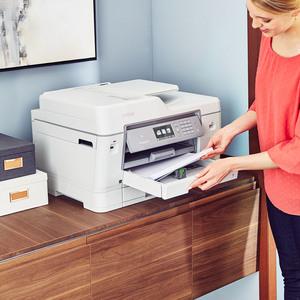 Brother MFC MFC-J6945DW Wireless Inkjet Multifunction Printer - Colour - Copier/Fax/Printer/Scanner - 4800 x 1200 dpi Prin