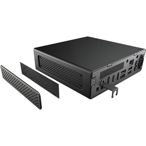 AOpen Digital Engine DE7400 Desktop Computer - Intel Core i5 i5-6440HQ - 8 GB RAM DDR4 SDRAM - 128 GB SSD - Black - Window