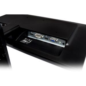 ECRAN LED 24IN IPS FULL HD 5MS 16:9 AUDIO HDMI DP VGA DVI IN