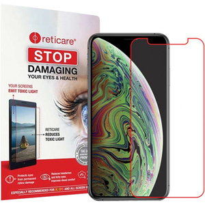 """Reticare Screen Protector - For 6.5""""LCD iPhone XS Max - 1 Pack FOR IPHONE X MAX 6.5"""