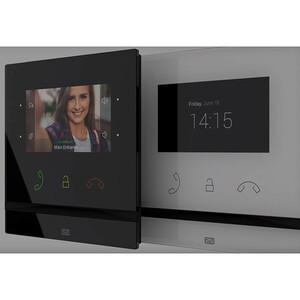2N 10,9 cm (4,3 Zoll) Video-Gegensprechanlage - Touchscreen - Gehärtetes Glas - Innen, Intercom System