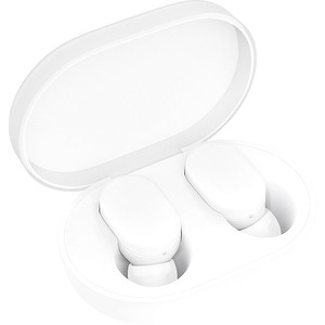 MI AirDots Youth Edition TWSEJ02LM Wireless Earbud Stereo Earset - White - Binaural - In-ear - 1000 cm - Bluetooth - Noise