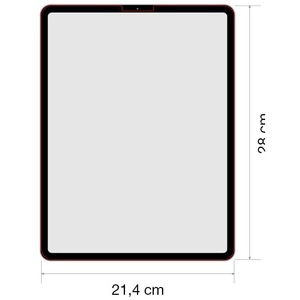 """Reticare Screen Protector - For 12.9""""LCD iPad Pro - Scratch Resistant DESIGN"""