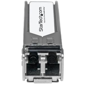 StarTech.com Extreme Networks 10051 kompatibles SFP Multimode Modul - 1000Base-SX - für Optisches Netzwerk, Datenvernetzun
