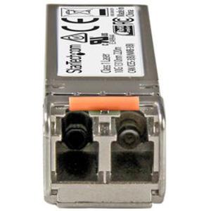 StarTech.com Juniper SFPP-10GE-LRM kompatibles SFP+ Multimode Modul - 10GBase-LRM - für Optisches Netzwerk, Datenvernetzun