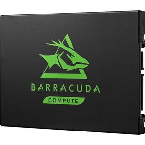 "Seagate BarraCuda Solid State-Laufwerk - 2,5"" Intern - 250 GB - SATA (SATA/600) - Desktop-PC, All-in-One PC, Notebook, Ser"