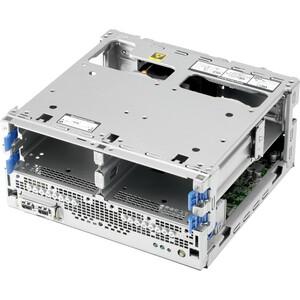 HPE ProLiant MicroServer Gen10 Plus Ultra Micro Tower Server - 1 x Intel Pentium Gold G5420 3.80 GHz - 8 GB RAM - Serial A