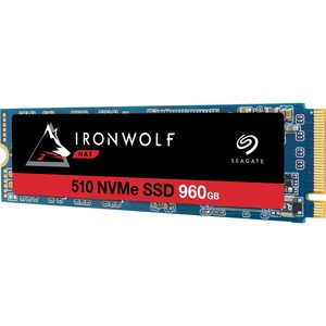 Seagate IronWolf Solid State-Laufwerk - M.2 2280 Intern - 960 GB - PCI Express NVMe (PCI Express NVMe 3.0 x4) - Convention