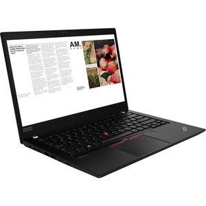 "Lenovo ThinkPad T14s Gen 1 20UH000HUS 14"" Notebook - Full HD - 1920 x 1080 - AMD Ryzen 5 PRO 4650U 2.10 GHz - 8 GB RAM - 2"