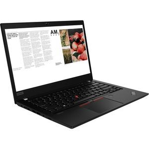 "Lenovo ThinkPad T14 Gen 1 20S0004TUS 14"" Notebook - 4K UHD - 3840 x 2160 - Intel Core i7 (10th Gen) i7-10610U Quad-core (4"