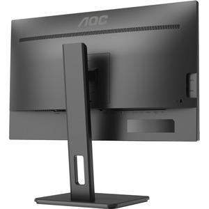 AOC U27P2 68,6 cm (27 Zoll) 4K UHD WLED LCD-Monitor - 16:9 Format - Schwarz - 685,80 mm Class - IPS-Technologie (In-Plane-