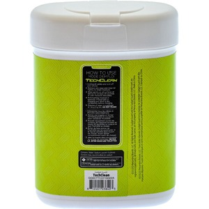 Gadget Guard Multipurpose Soapy Wipes - Canister - For Mobile Phone, Computer, Notebook, Electronics, TV, Tablet, Smartpho