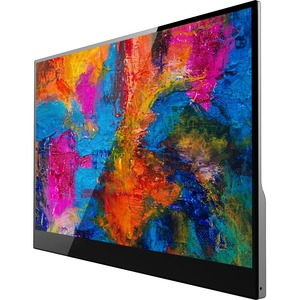 V7 L156TCH-1G 39,6 cm (15,6 Zoll) LCD-Touchscreen-Monitor - 16:9 Format - 15 ms - 406,40 mm Class - 10 Point(s) Multi-Touc