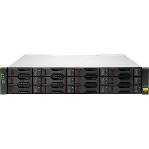 HPE MSA 2060 16Gb Fibre Channel LFF Storage - 12 x HDD Supported - 0 x HDD Installed - 12 x SSD Supported - 0 x SSD Instal