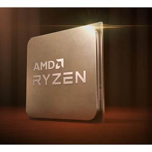AMD Ryzen 5 5000 5600X Hexa-core (6 Core) 3.70 GHz Processor - Retail Pack - 32 MB L3 Cache - 3 MB L2 Cache - 64-bit Proce