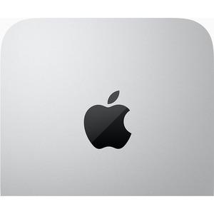 Apple Mac mini MGNR3LL/A Desktop Computer - Apple Octa-core (8 Core) - 8 GB RAM - 256 GB SSD - Mini PC - Silver - macOS Bi