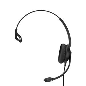 EPOS | SENNHEISER IMPACT SC 230 USB MS II Headset - Mono - USB Type A - Wired - On-ear - Monaural - Noise Cancelling, Elec
