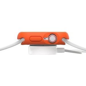 OtterBox EXO Edge Case for Apple Watch - Bright Sun Orange - Smooth - Bump Resistant, Scrape Resistant, Crack Resistant -