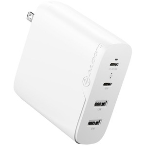 ALOGIC 4X100 Rapid Power 4 Port 100WGaNCharger - ALOGIC 4X100 Rapid Power 4 Port 100WGaNCharger -USB-C (Max. 100W) +USB-C
