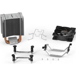 Ventilateur/Refroidisseur Listan Pure Rock Slim 2 - Processor, Boîtier d'ordinateur - 92 mm Maximum Fan Diameter - 1 x Fan