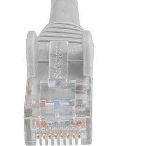 StarTech.com 3 m Kategorie 6 Netzwerkkabel für Netzwerkgerät, Server, Router, NAS-Speichergerät, VoIP-Gerät, PoE-fähiges G