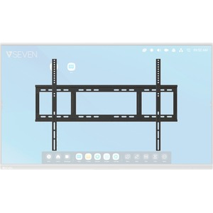 V7 Interactive IFP8602-V7 218,4 cm (86 Zoll) LCD-Touchscreen-Monitor - 16:9 Format - 8 ms - 2184,40 mm Class - Infrarot -