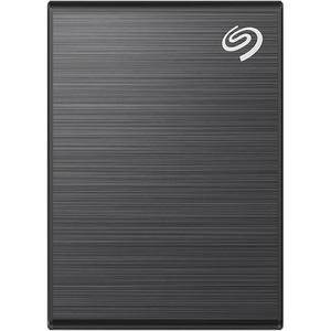 SSD Seagate One Touch STKG1000400 - Externe - 1000 Go - Noir - USB 3.1 Type C