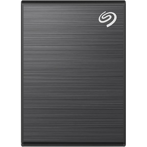 SSD Seagate One Touch STKG500400 - Externe - 500 Go - Noir - USB 3.1 Type C