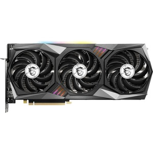 MSI NVIDIA GeForce RTX 3070 Graphic Card - 8 GB GDDR6 - 1.85 GHz Boost Clock - 256 bit Bus Width - PCI Express 4.0 - Displ