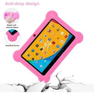"Zeepad Tablet - 7"" HD - Cortex A7 Quad-core (4 Core) 1.60 GHz - 1 GB RAM - 16 GB Storage - Android 4.4 KitKat - Pink - All"